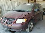 Lot: A5413 - 2003 Dodge Caravan - Runs