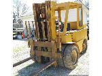 Lot: 006 - Industrial Heavy Duty Forklift