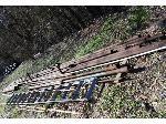 Lot: 012 - Oil Field Pipe, Ladder & Fence