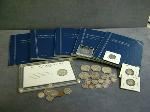 Lot: 2155 - NICKEL & DIME COLLECTION BOOKS