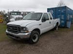 Lot: 11 - 2003 Ford F250 Pickup