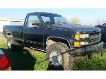 Lot: 5 - 1992 Chevy 1500 Pickup