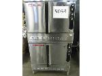 Lot: 5054 - BLODGETT DOUBLE OVEN