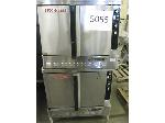 Lot: 5055 - BLODGETT DOUBLE OVEN