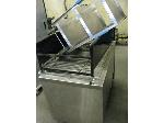 Lot: 5076 - SERVOLIFT ICE CREAM COOLER WITH CART