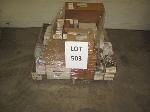 Lot: 503 - Seals, Bolts, Nuts, Wheel Studs, A/C Parts