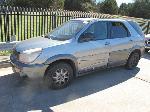 Lot: 1701046 - 2004 BUICK RENDEZVOUS SUV - KEY