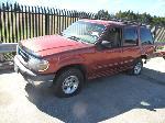 Lot: 1701592 - 2000 FORD EXPLORER SUV