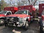 Lot: 05132-5 - 2007 Ford F450 Navistar Ambulance