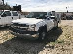 Lot: 17016-4 - 2003 Chevrolet Silverado Pickup