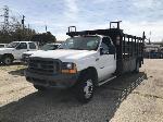 Lot: 21051-5 - 2000 Ford F550 Truck