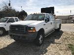 Lot: 21054-5 - 2001 Ford F450 Truck