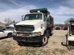 Lot: 32136-5 - 2002 Freightliner Sterling  Dump Truck