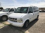 Lot: 32142-4 - 2002 Chevrolet Astro Van