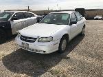 Lot: 32143-4 - 2002 Chevrolet Malibu
