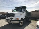 Lot: 32160-5 - 2003 Freightliner Sterling Dump Truck