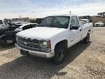 Lot: 40025-4 - 1998 Chevrolet C2500 Pickup