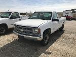 Lot: 40077-4 - 1998 Chevrolet C2500 Pickup