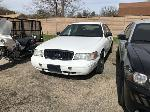 Lot: 40087-4 - 2006 Ford Crown Victoria