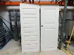 Lot: 27 - (2) doors
