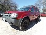 Lot: 2.FW - 2002 NISSAN XTERRA 4X4 SUV