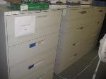 Lot: 05 - (5) Lateral Filing Cabinets