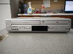 Lot: 1079 & 1080 - (2) VCR/DVD Players