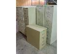 Lot: 156.TYLER - (7) VERTICAL FILING CABINETS