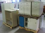 Lot: 159.TYLER - (12) METAL CABINETS & (3) METAL BOOKCASES