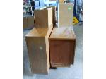 Lot: 165.TYLER - CREDENZA, BOOKCASES, FILE CABINETS, SHELVES, CABINET & TV CARTS