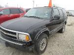 Lot: 602-136801 - 1996 CHEVROLET BLAZER SUV