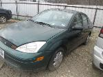 Lot: 609-303139 - 2001 FORD FOCUS