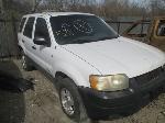 Lot: RL 528-F62738 - 2001 FORD ESCAPE SUV