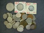Lot: 2163 - 1889-O MORGAN & FOREIGN COINS