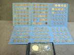 Lot: 2201 - JEFFERSON NICKEL COLLECTION BOOK