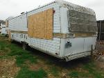 Lot: 19-873083 - 2008 Country Air Camper Trailer