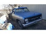 Lot: 1185 - 1982 GMC C3500 Tow Truck