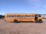 Lot: B-4.HWY290 - 1992 FORD B700 BUS