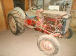 Lot: 5.PHCA - FORD TRACTOR
