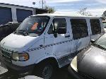 Lot: 550138 - 1995 Dodge Ram 2500 Van