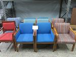 Lot: 76 - (10) CHAIRS