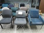 Lot: 77 - (11) CHAIRS