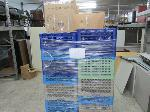Lot: 78 - PALLET OF CRATES OF MISC. GLASS WARE-UNDETERMINED QUANITITY