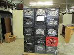 Lot: 80 - PALLET OF CRATES OF MISC. DISHWARE