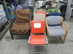 Lot: 84 - (12) CHAIRS