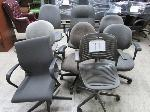 Lot: 94 - (8) CHAIRS