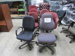 Lot: 95 - (8) CHAIRS