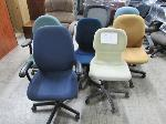 Lot: 96 - (8) CHAIRS