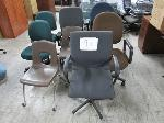 Lot: 97 - (8) CHAIRS