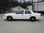 Lot: 1703 - 2011 Ford Crown Victoria